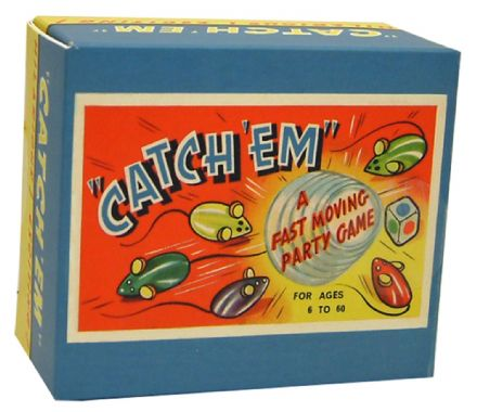 Catch Em - Retro Family Travel Game
